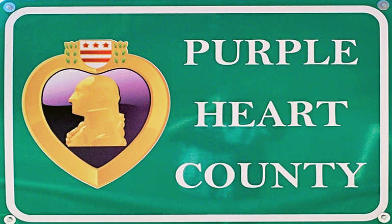 Purple Heart County