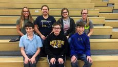 GRundy County R-V 1st qtr Student of the Qtr