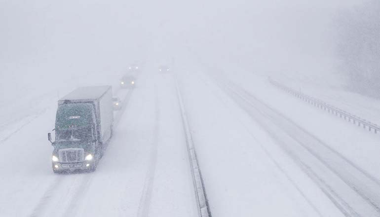 Blizzard 2018 Winter Storm