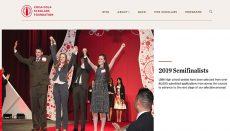 Coca-Cola Scholars Foundation Website