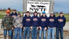 Chillicothe FFA Chapter attends November 2018 trap shoot