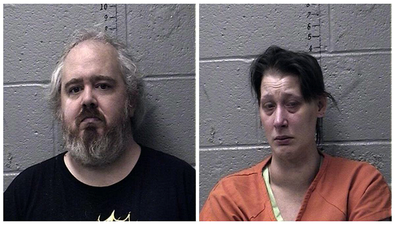 39-year-old Robert Hillhouse and 36-year-old Kristina Hillhouse
