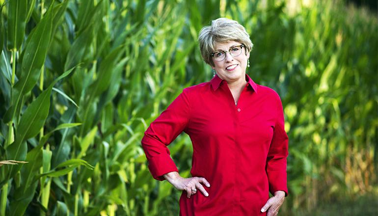 State Senator Cindy O'Laughlin