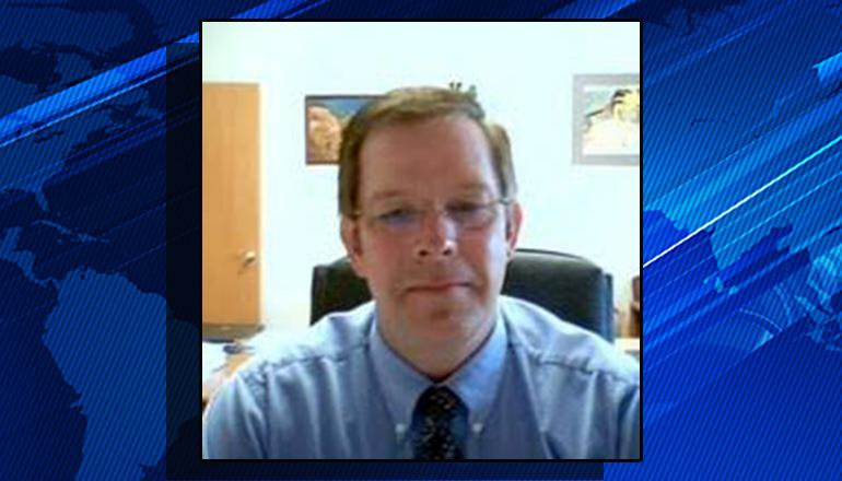 Trenton R-9 Superintendent Mike Stegman
