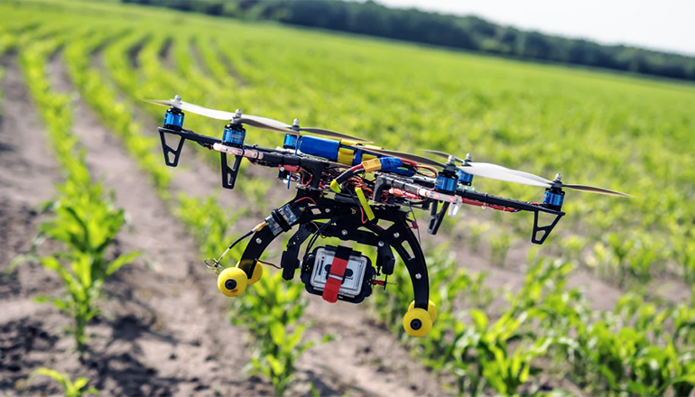 Drone or Unmanned Ariel Vehicle
