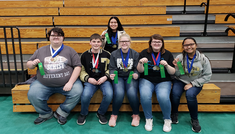 Science Olympiad 2019