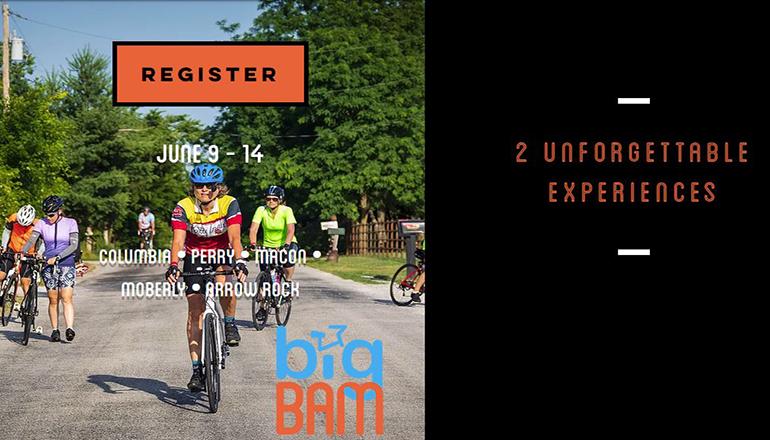 Big BAM Bicycle Across Missouri 2019