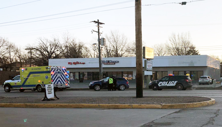 Chillicothe Accident Thursday, March 21, 2019