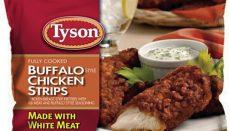 Tyson Buffalo Chicken Strips