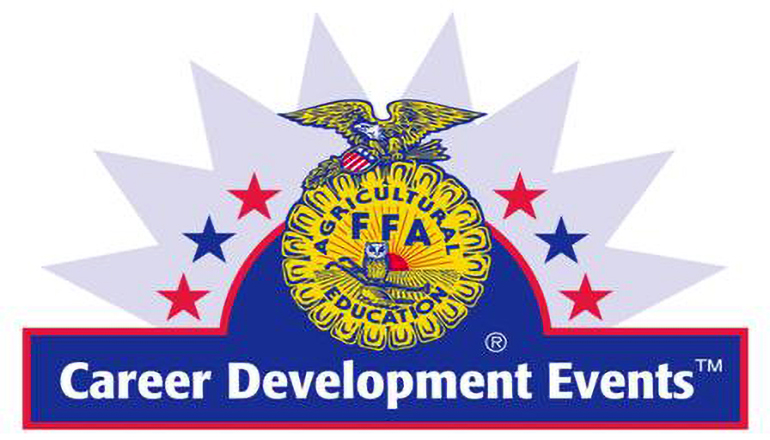 Career Development Events FFA