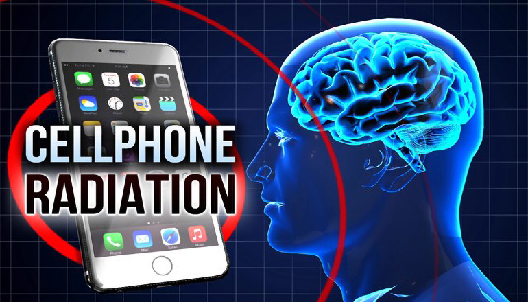 Cellphone Radiation