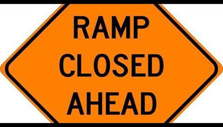Ramp Closed
