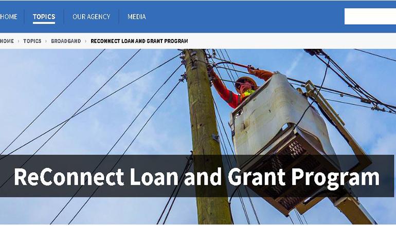 USDA Reconnect Program