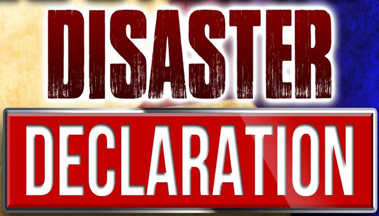 Disaster Declaration