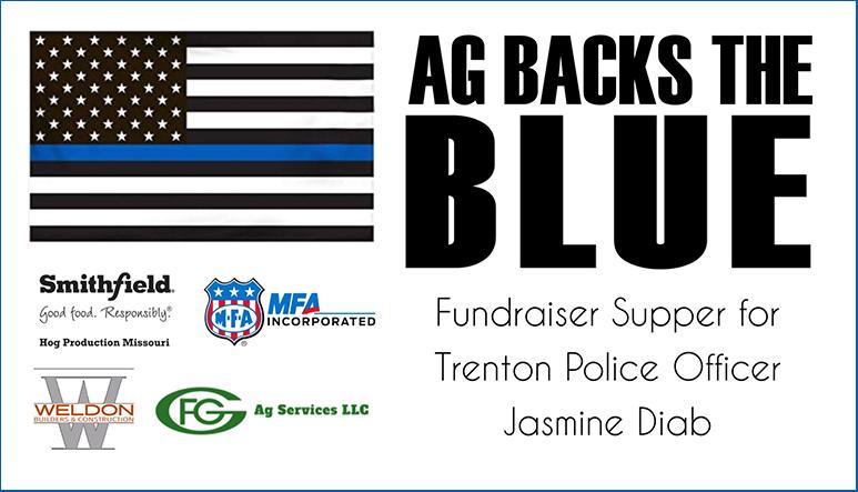 Ag Backs the Blue