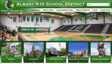 Albany Missouri School Website