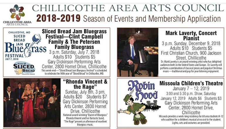 Chillicothe Area Arts Council