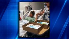 Jasmine Diab Celebrates Birthday in the Hospital
