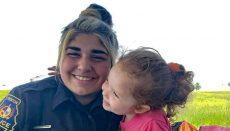 Jasmine Diab and Daughter Amira