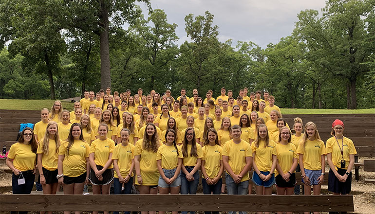 Chillicothe FFA Members attend HYMAX Academy