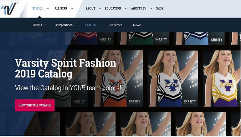 Varsity Spirit Uniforms