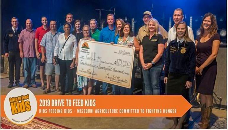 2019 Drive to Feed Kids