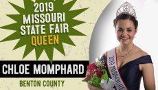 Chloe Momphard 2019 Mo State Fair Queen