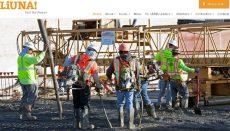 Liuna Website (Laborers International Union of North America)