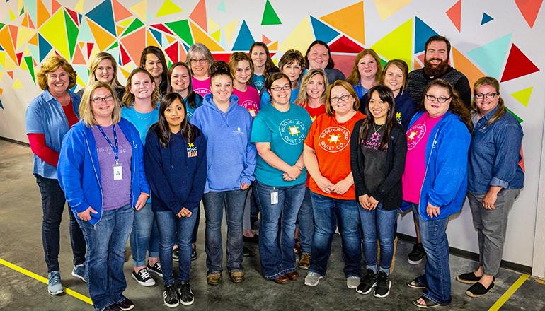 Missouri Star Quilt Company Apprentice Photo