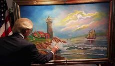Randy Davis Chalk Art
