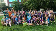 NCMC Upward Bound Summer 2019 Color Run