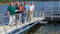 Bethany City fishing dock upgrades