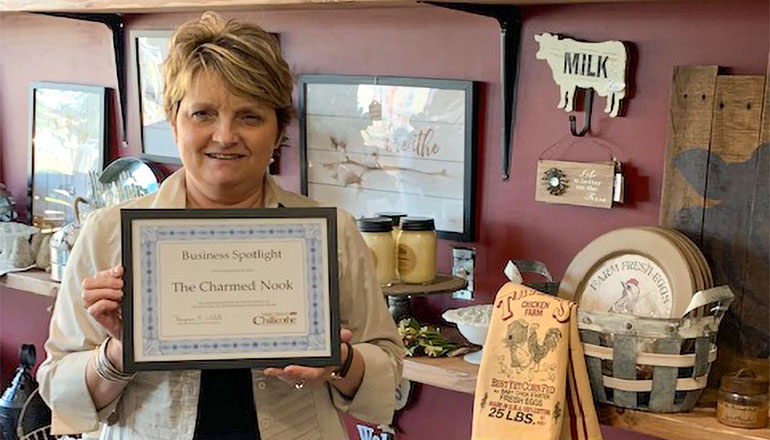 Chillicothe 3rd Quarter Business Spotlight winner