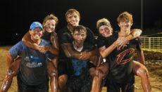 Chillicothe FFA Mud Volleyball Tournament