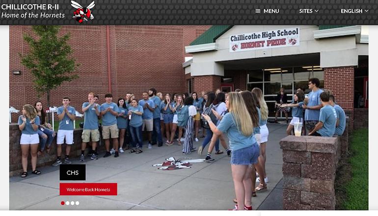 Chillicothe School Website