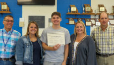 PUTNAM COUNTY RI CAREER AND TECHNICAL STUDENT OF THE MONTH