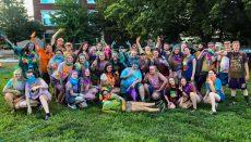 Upward Bound Summer 19 Color Run