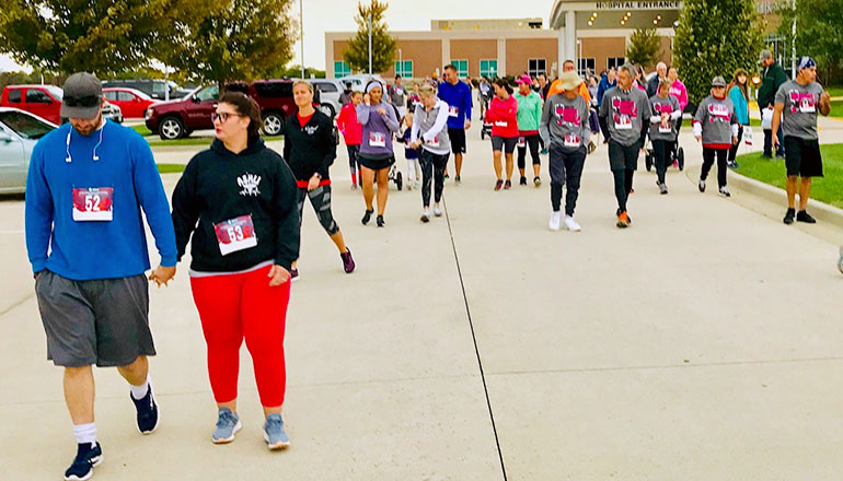 2019 Wright Run group photo