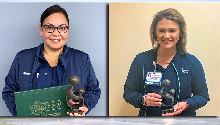 Wright Memorial Hospital Daisy Award Winners Fall 2019