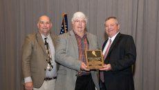Bill Siebenborn Receives Award