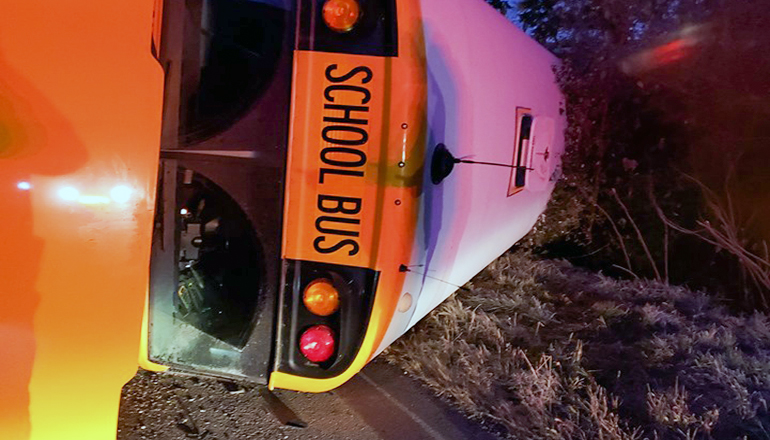 Livingston County School Bus Crash