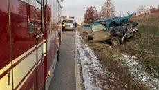 Mercer County Farm Tractor Truck crash