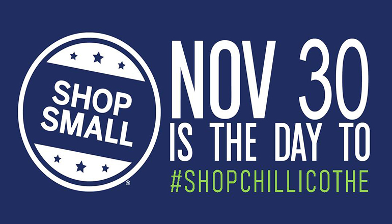 Shop Small Chillicothe