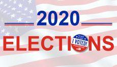 2020 Elections vote
