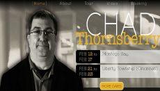 Chad Thornsberry Website
