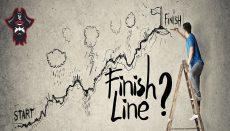 Finish Line Graphic