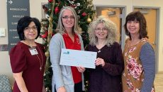 Harrison County Community Hospital Foundation Donation