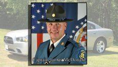 Captain James McDonald MSHP St. Joseph
