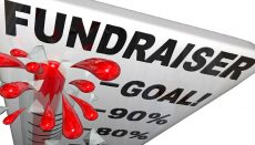 Fundraiser News Graphic