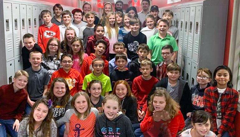 Gallatin 5th Graders